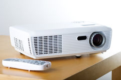 Presentation Projector Stock Photo