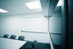 Presentation room Royalty Free Stock Photography