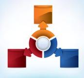 Presentation Template Stock Photo