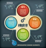 Presentation Template Stock Images