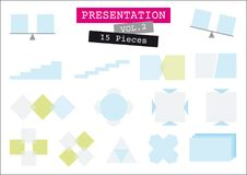 Presentation Vol. 2 royalty free stock photography