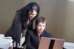 Presentation2 Stock Image
