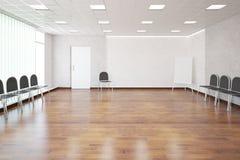 presentationen för begreppet för bakgrund 3d isolerade framförde illustrationen white Arkivbilder