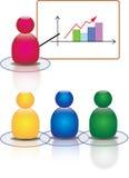 Presentazione Fotografie Stock