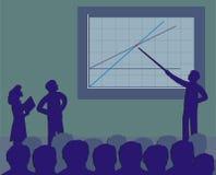 Presentazione Immagine Stock Libera da Diritti