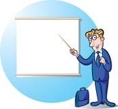 Presentazione Immagini Stock