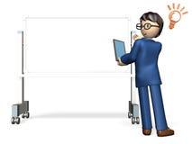Presentazione Immagine Stock