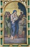 Presentazione di Gesù nel tempio Fotografia Stock