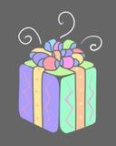 Presente 1 Imagen de archivo libre de regalías