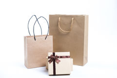 Presente Boxes fotos de stock royalty free
