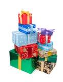 Presente boxes-90 Foto de Stock