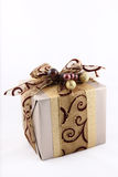 Presente, caixa Foto de Stock