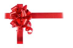 Presente con el arqueamiento Imagen de archivo libre de regalías