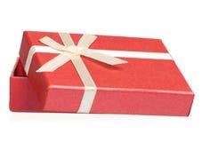 Presente de época natalícia Fotografia de Stock