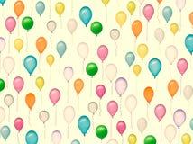 Presente de aniversário Imagens de Stock Royalty Free