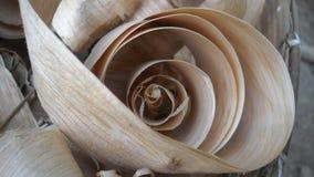 Presente de madeira da natureza imagem de stock