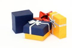 Presente de Natal Fotos de Stock Royalty Free