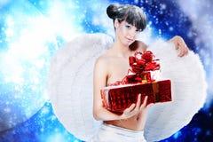 Presente del ángel Imagenes de archivo