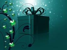 Presente del día del St Patrick Fotografía de archivo libre de regalías