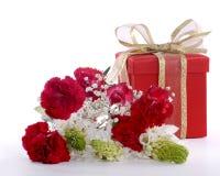 Presente do amor Foto de Stock Royalty Free
