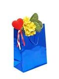 Presente do dia dos Valentim. Imagens de Stock Royalty Free