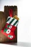 Presente do Natal Imagem de Stock