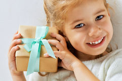 Presente do Natal Fotos de Stock Royalty Free