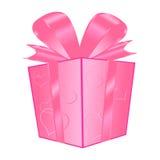 Presente dos Valentim Fotografia de Stock Royalty Free