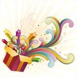 presente e celebração Foto de Stock Royalty Free