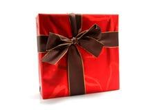 Presente hermoso Imagen de archivo libre de regalías
