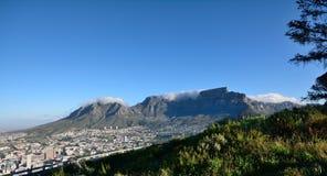 Presente la montaña Fotografía de archivo