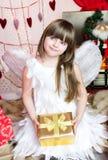 Presente para el ángel Fotografía de archivo libre de regalías