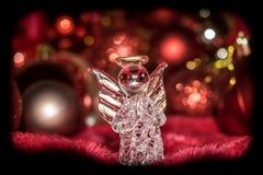 Presente para o Natal Fotos de Stock Royalty Free