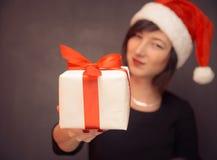 ¡Presente para usted! Foto de archivo libre de regalías