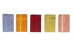 Presentes Foto de archivo libre de regalías