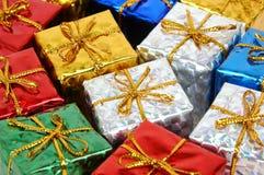 Presentes Imagem de Stock
