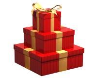 Presentes Foto de Stock Royalty Free