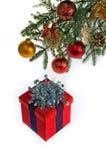 Presentes de Christass Imagens de Stock