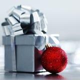 Presentes de Holyday Fotos de Stock