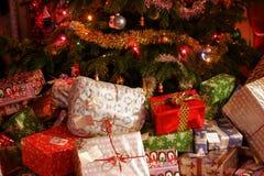 Presentes de la familia Imagen de archivo libre de regalías