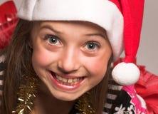 Presentes de Navidad Fotos de archivo libres de regalías