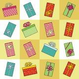 Presentes do feriado Fotos de Stock