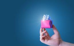 Presentes e bônus do negócio foto de stock