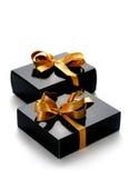 Presentes isolados Imagem de Stock