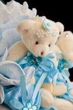 Presentes macios do brinquedo do urso por um dia da mulher Imagem de Stock