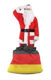 Presentes para Alemanha Imagem de Stock Royalty Free