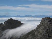 Presenti la montagna Fotografia Stock Libera da Diritti
