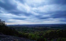 Presenti la montagna Fotografie Stock