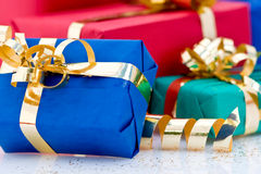 Presents Stock Photography