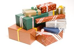 Presents 2 Royalty Free Stock Photos
